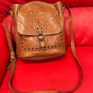 Patricia Nash Folklore Artisan Lavello Bag